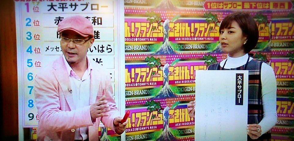 『SMAP×SMAP』『モヤモヤさまぁ~ず2』『※AKB調べ』などTV出演多数!!